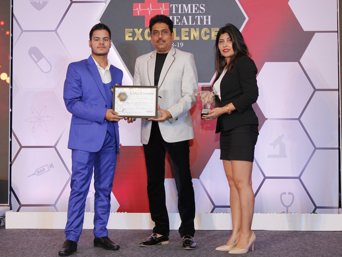 Times Health Excellence Award 2018-19